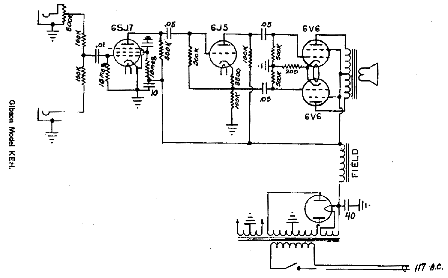 gibson eh-125 - page 3