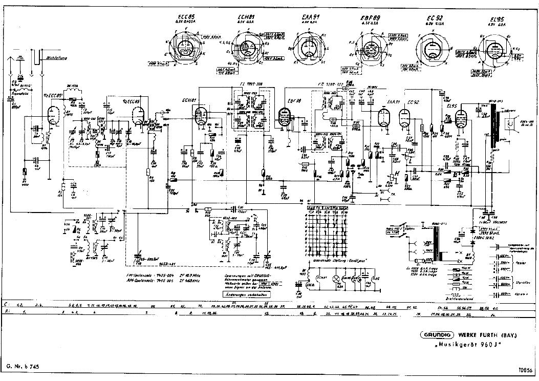 Grundig 1055 W Ph 3d Am