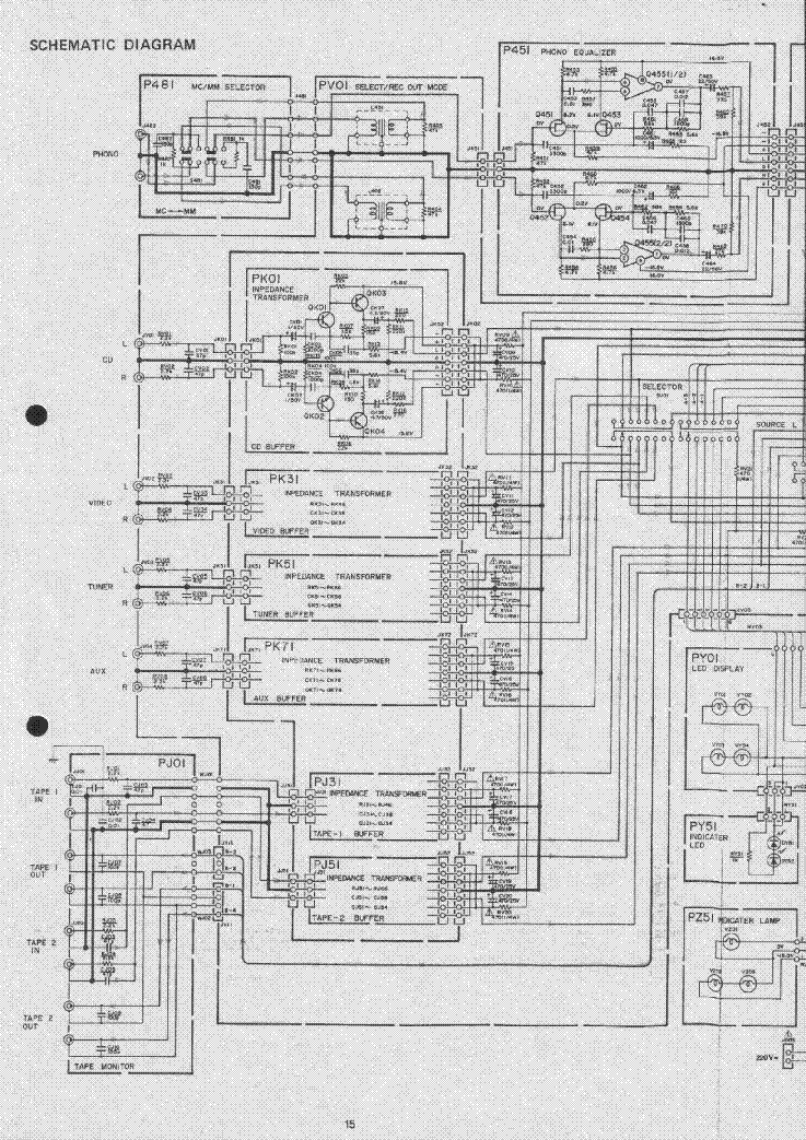 GRUNDIG    A9000 AUDIO AMPLIFIER Service    Manual    download
