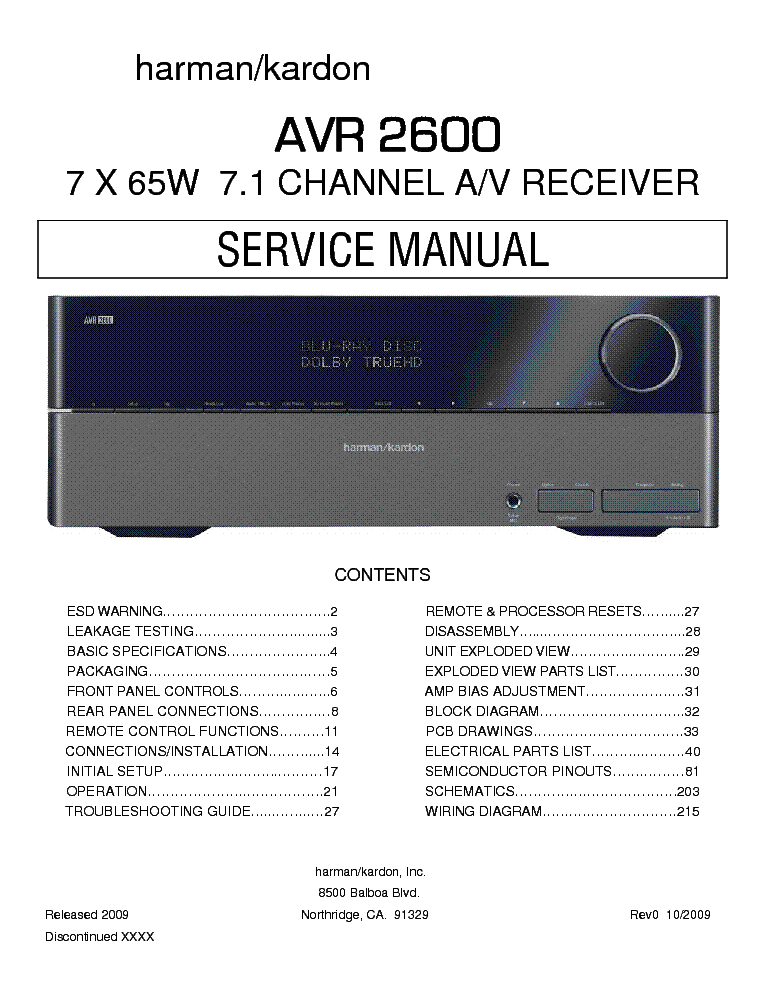 harman_kardon_avr 2600_sm.pdf_1 harman kardon avr 2600 sm service manual download, schematics  at mifinder.co