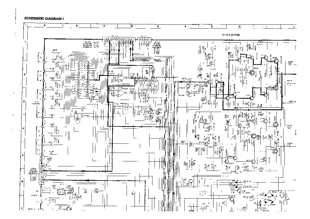 harman kardon avr 25 wiring diagrams