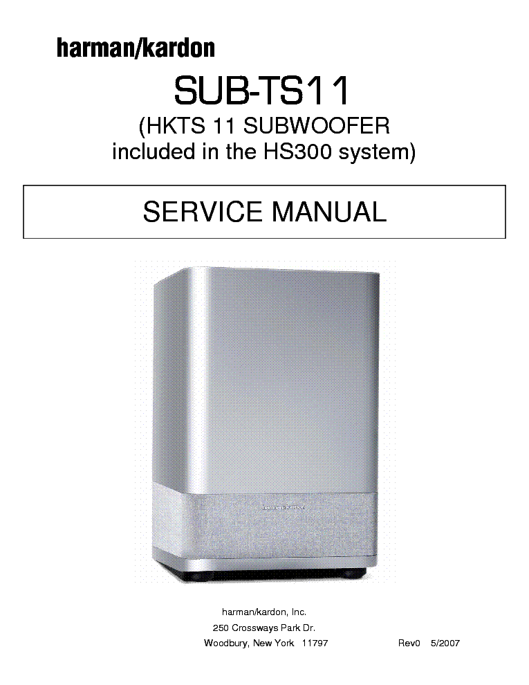 harman_kardon_sub ts11.pdf_1 harman kardon avr45 sm service manual download, schematics, eeprom  at mifinder.co