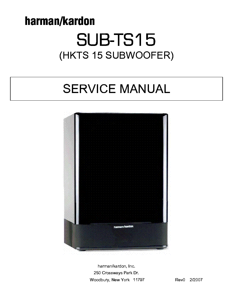 harman_kardon_sub ts15_sm.pdf_1 harman kardon sub ts15 sm service manual download, schematics on harman kardon ts15 wiring diagram