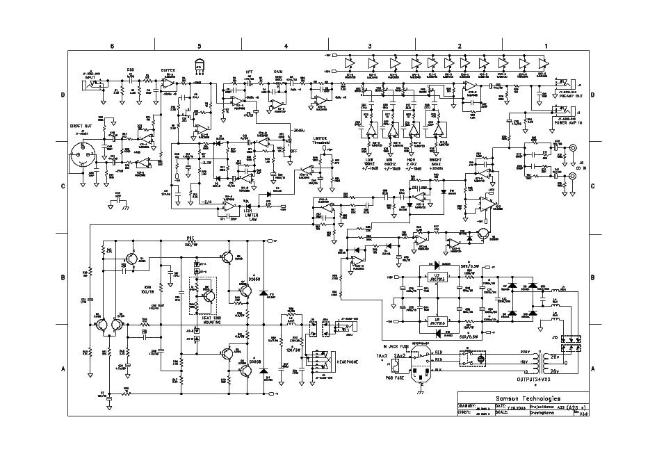 Hartke B Wiring Diagram on