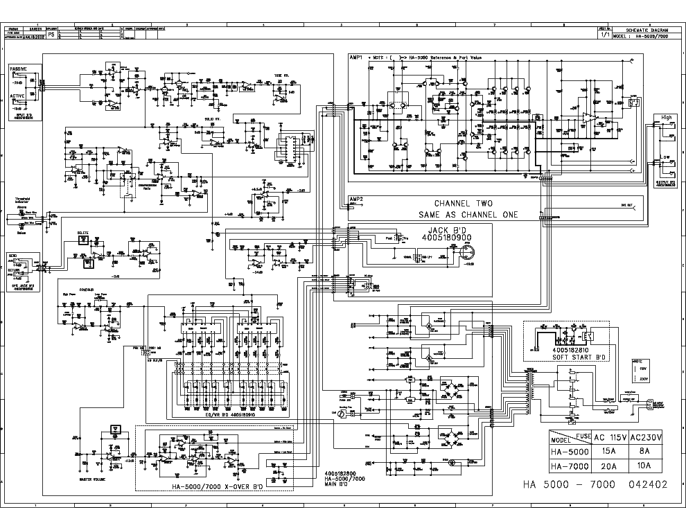 hartke ha5000 7000 service manual download schematics eeprom rh elektrotanya com