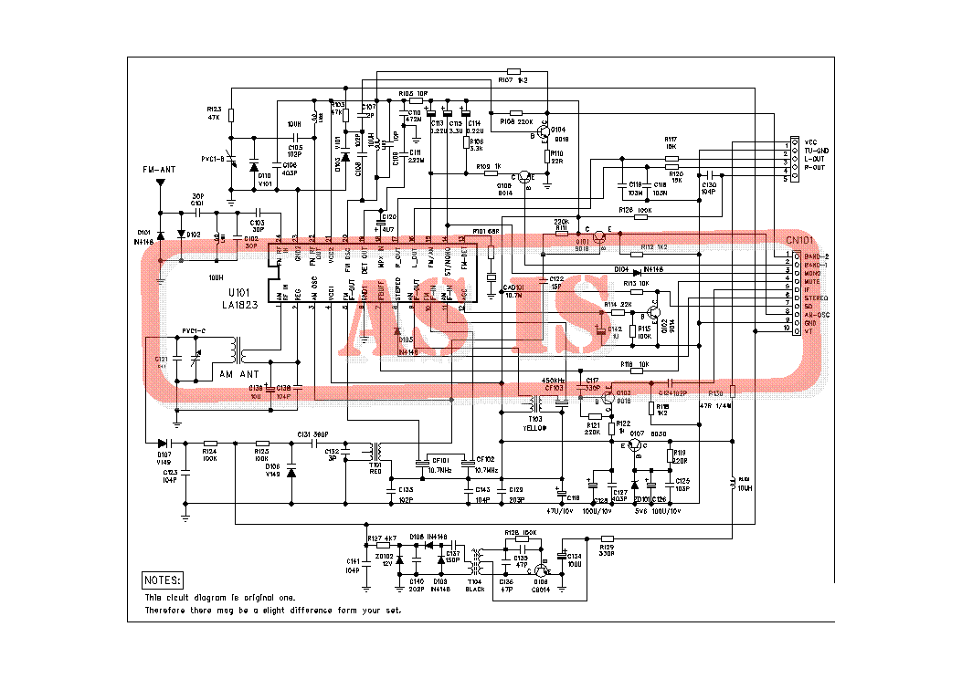 HYUNDAI H - HAS6003 схема