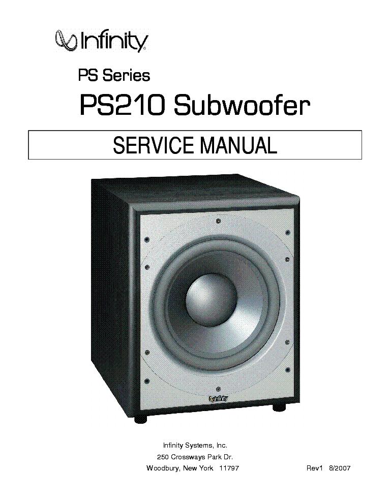 infinity bu80 bu80e hts-10 sm service manual download, schematics