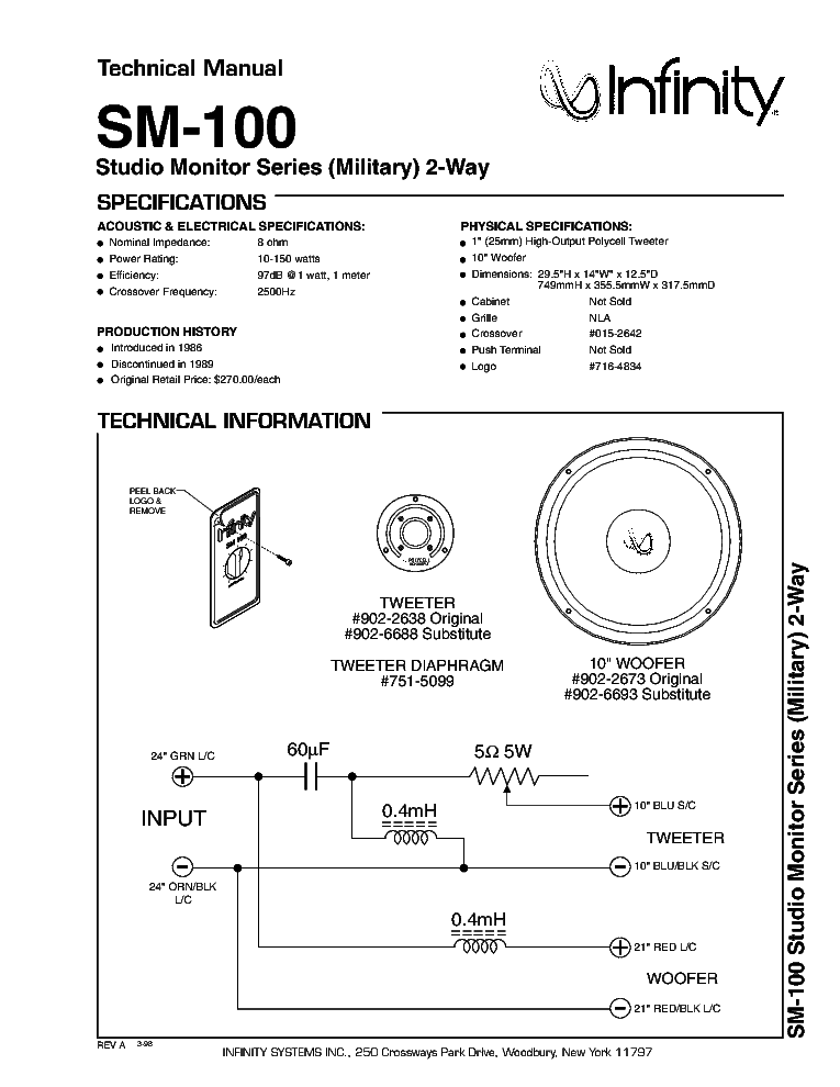 Infinity Sm 150 Wiring Diagram on volvo wiring diagram