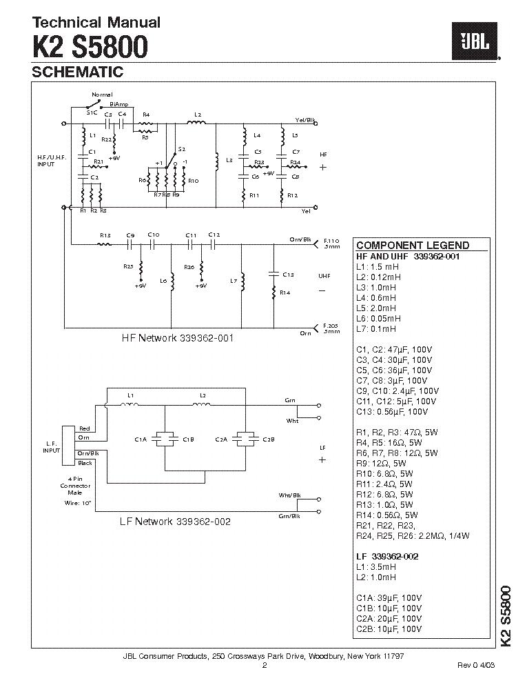 Jbl Mpx600 Pdf