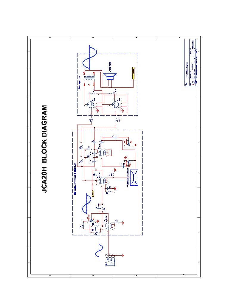 Jet City Jca20h Sch Service Manual Download Schematics