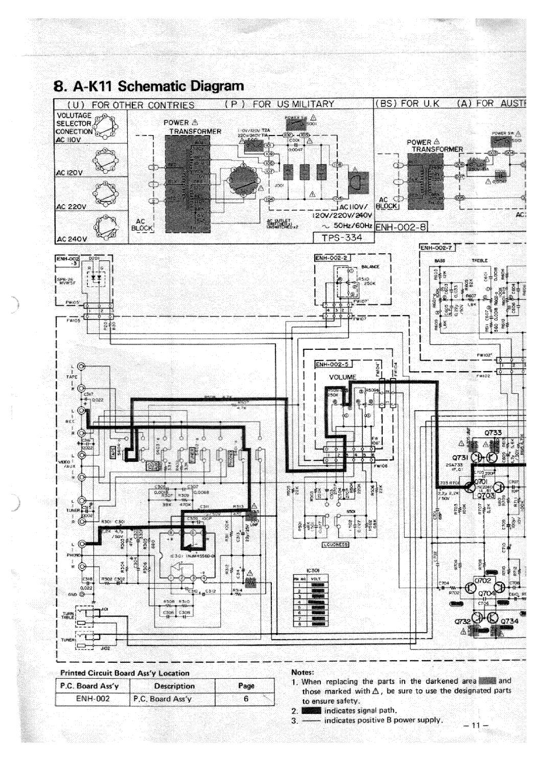 Jvc Dd 9 Sm Service Manual Download Schematics Eeprom Repair Info Schematic Diagram