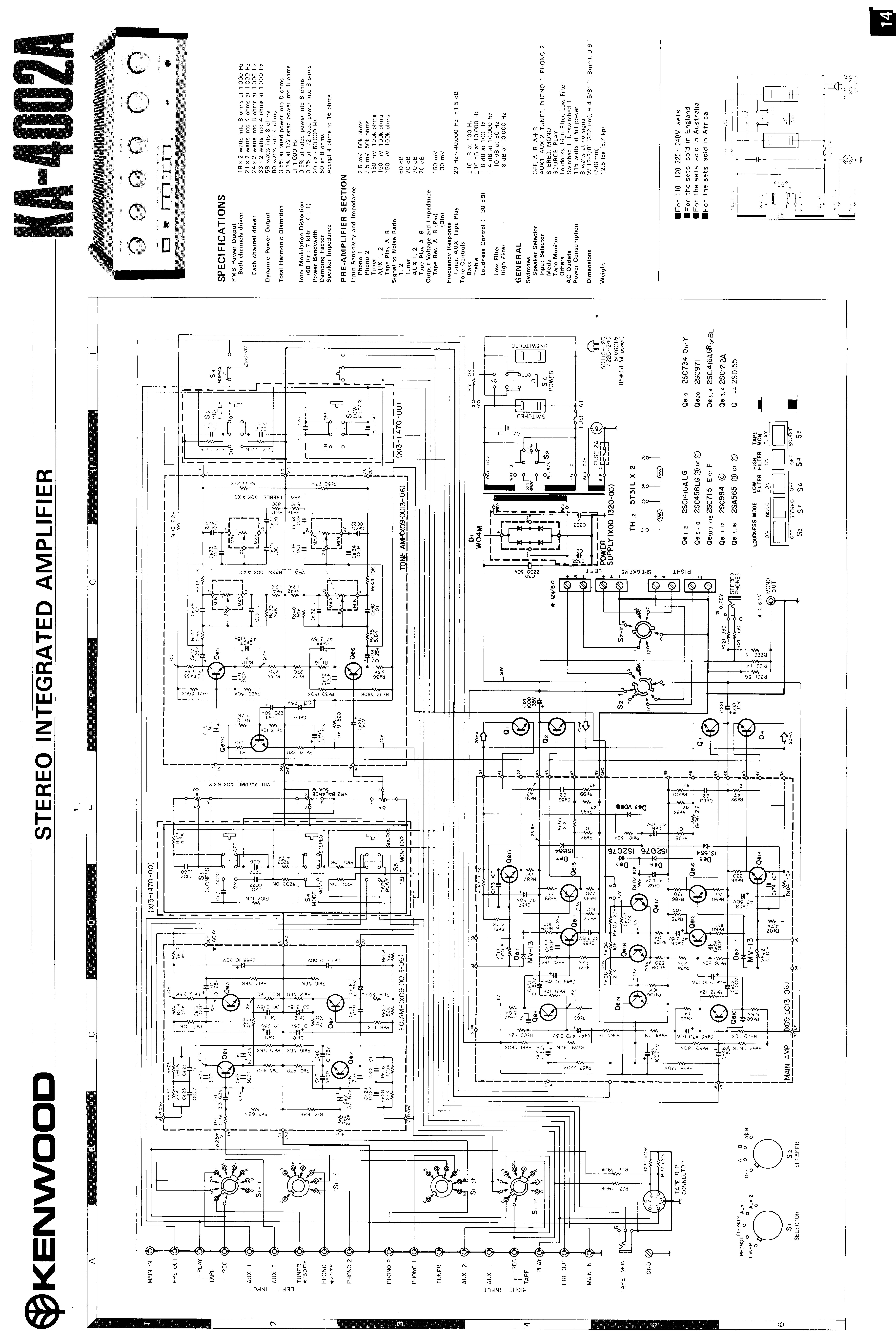 Kenwood Wiring Diagram Free Download Schematic Electrical Car Radio Get Image About Ka 300 Sch Service Manual Schematics Eeprom Colors