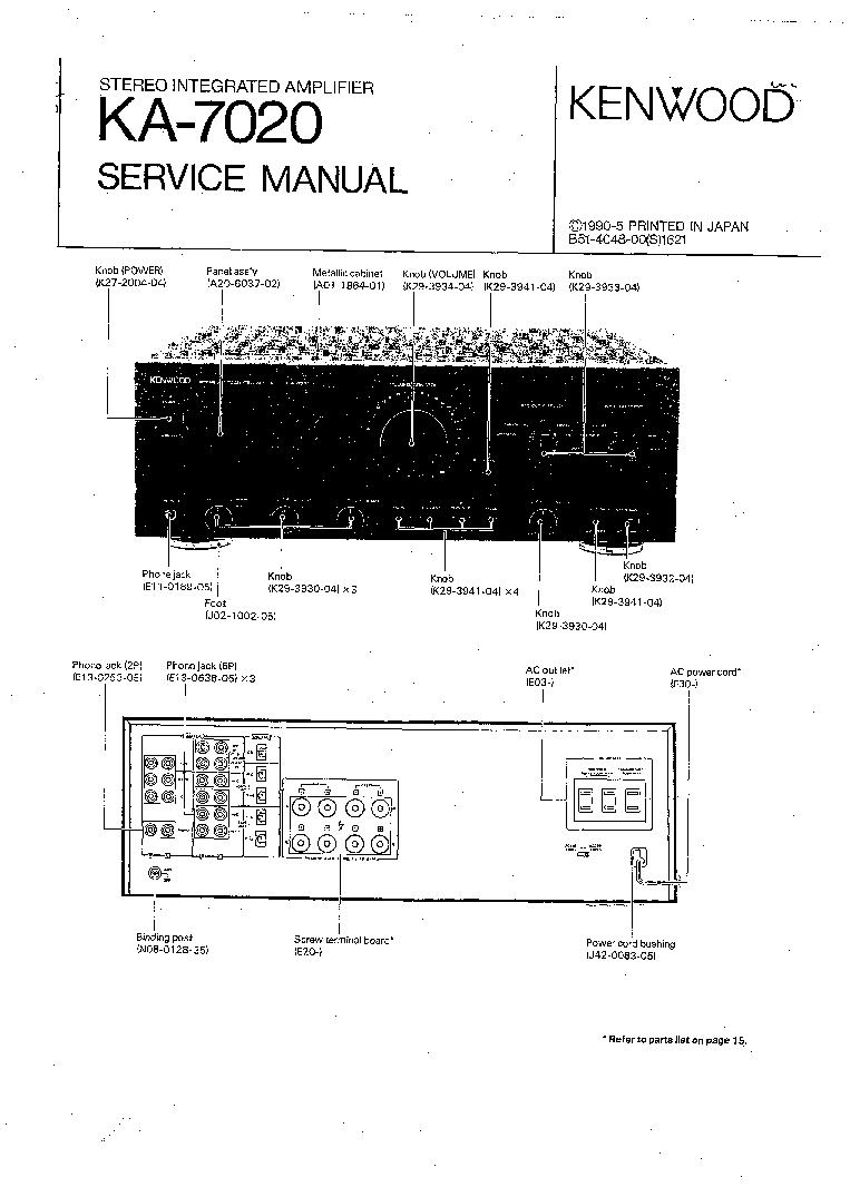 kenwood ka 94 sch service manual download schematics eeprom rh elektrotanya com Kenwood KR Kenwood KA 3500 Specs