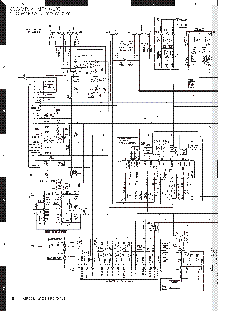 kdc 252u wiring diagram related keywords kdc 252u wiring diagram kenwood kdc 200u wiring diagram besides harness