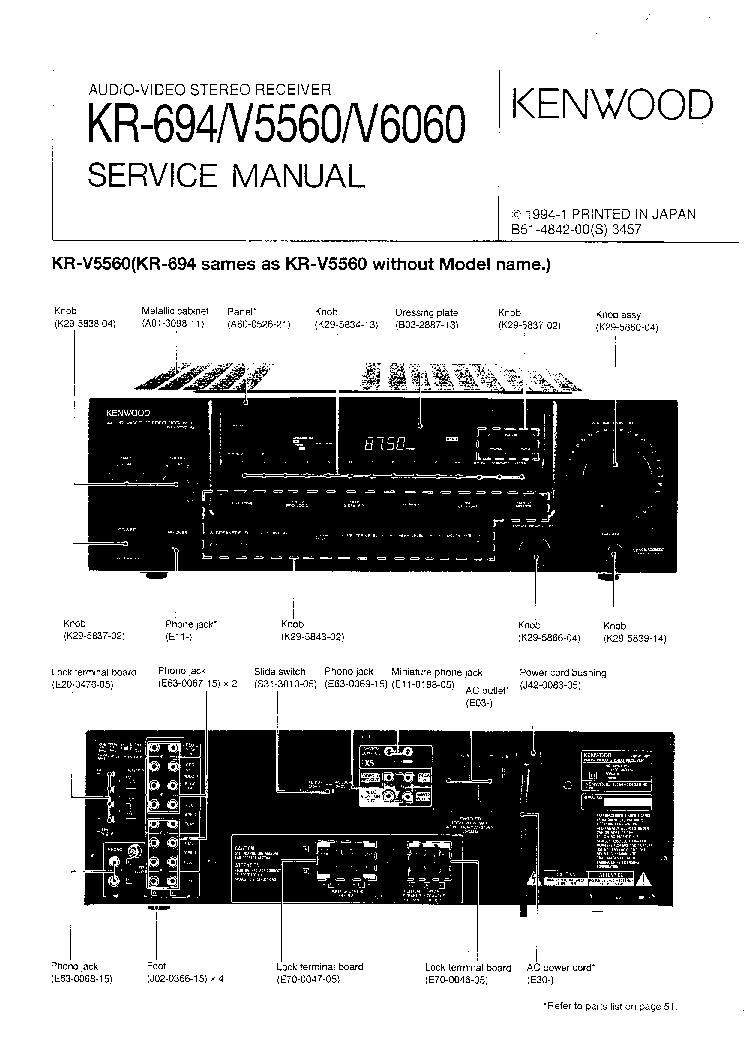Kenwood Kdc 5090r Manual on