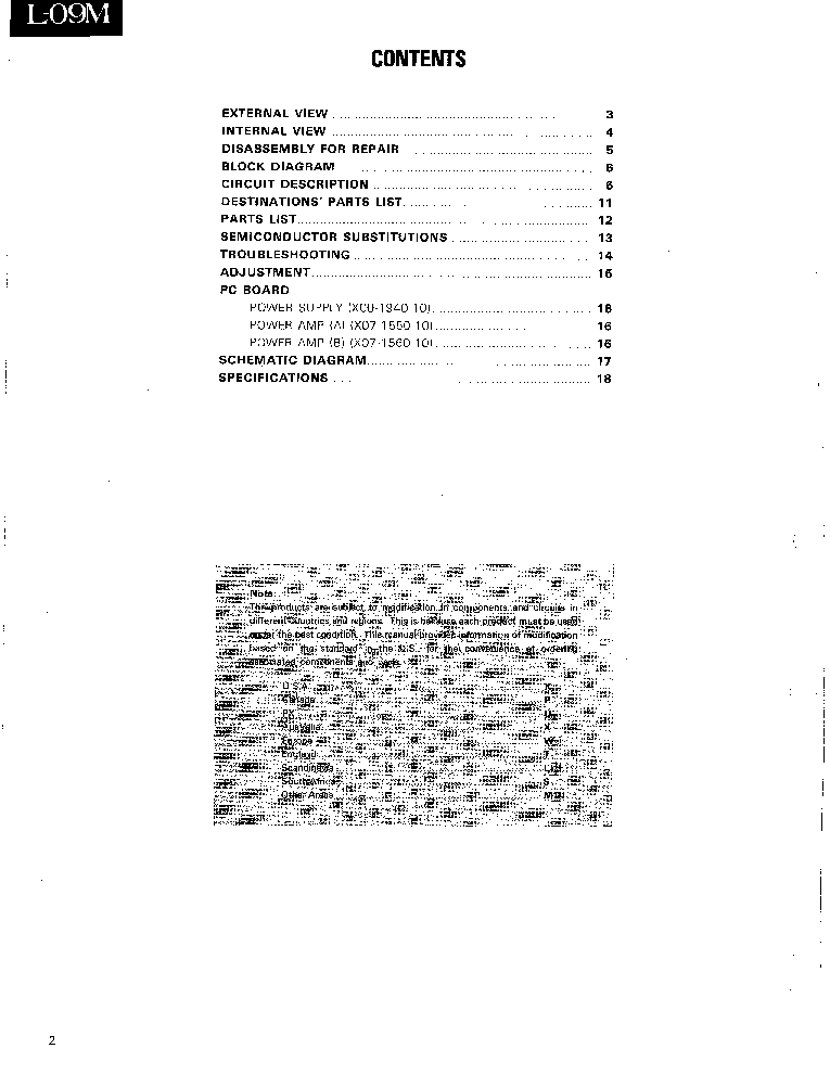 Kenwood MRH1 Service Manual