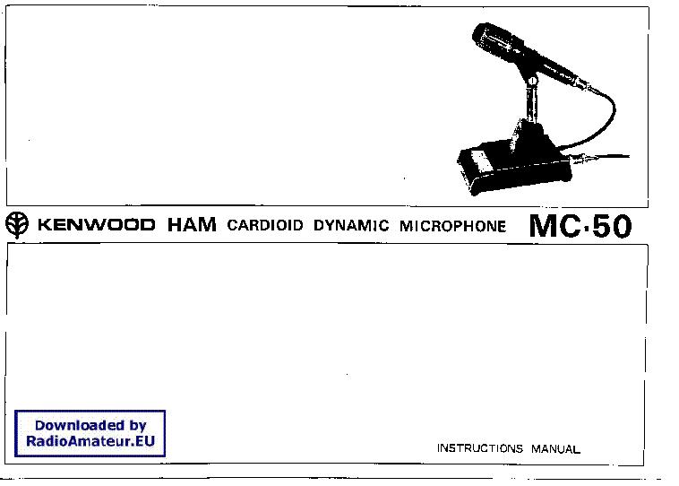 Kenwood at-50 service manual download.