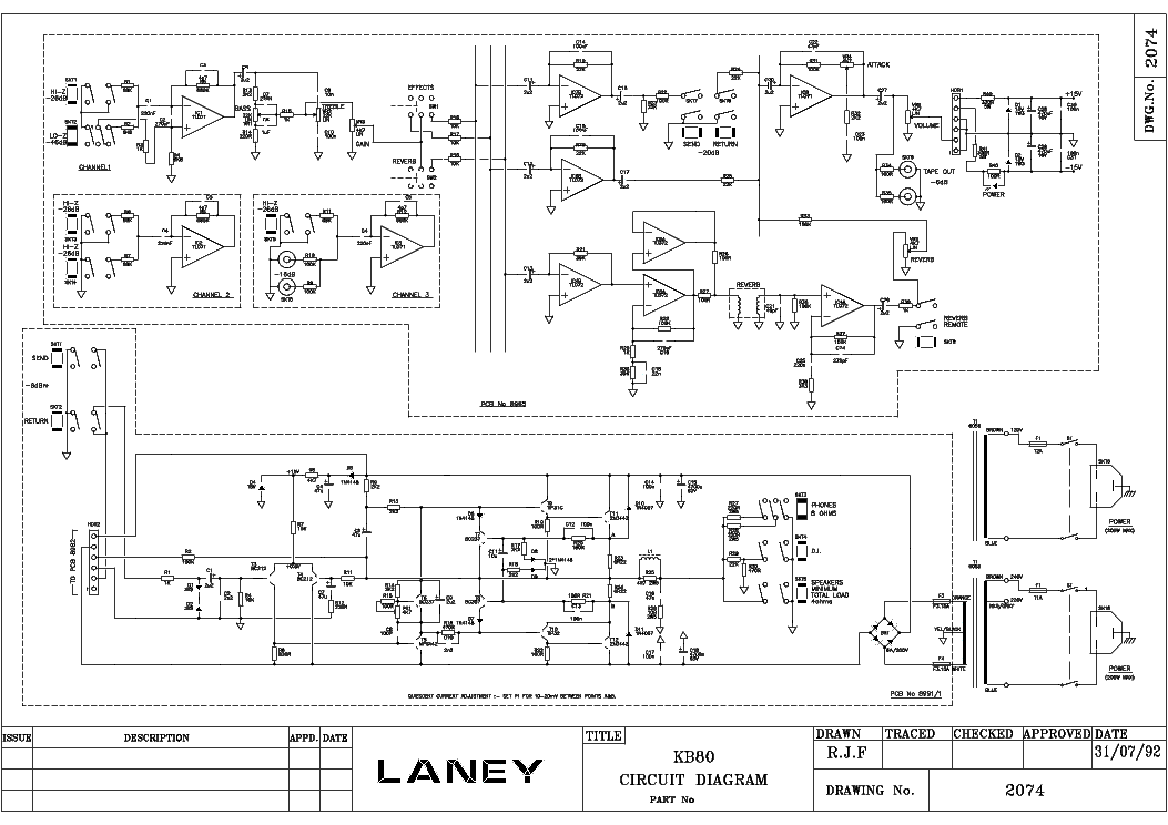 LANEY VC30-112-210-212 SCH Service Manual download, schematics ...