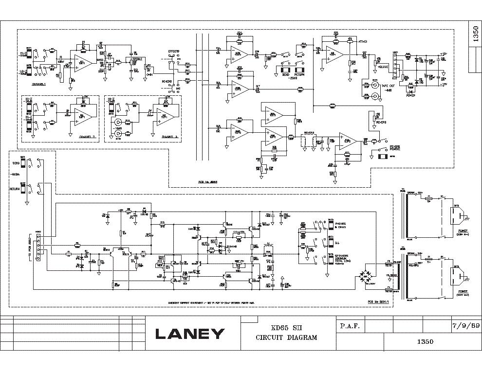 Laney Kd65 Series 2 Sch Service Manual Download