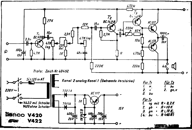lenco a50 service manual download  schematics  eeprom