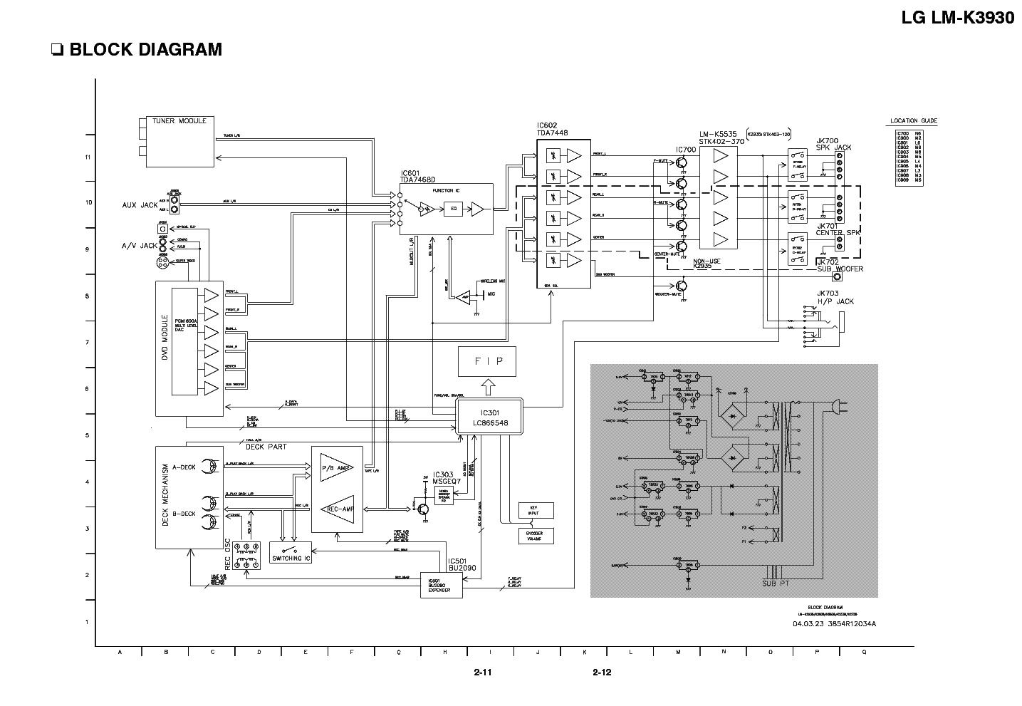 Lg Mbt506 Dvd Mini Hi Fi System Service Manual Msr 600 Software Diagram And W Tracking The Signal Go To Www Retrevo Com 230w Entertainment With Walmartcom