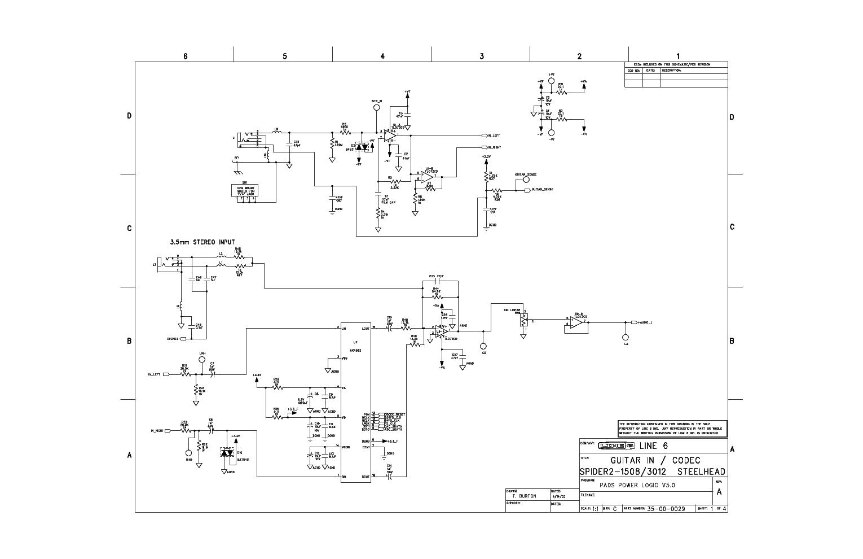 Line 6 Circuit Diagram Wiring Diagrams Board Schematic Symbols Schematics Readingrat Net