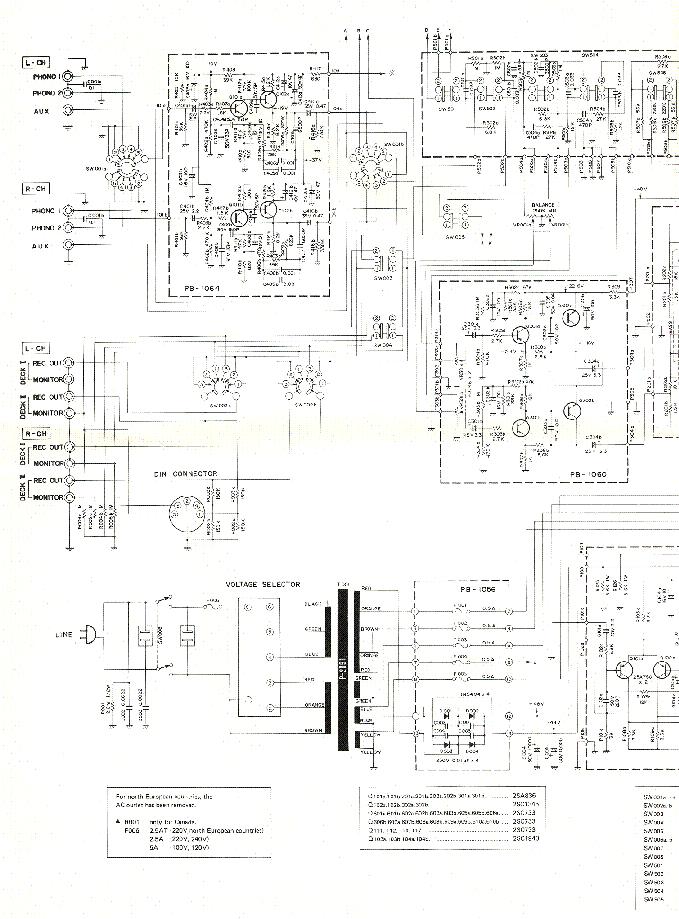 luxman r-1050 sm 2 service manual download, schematics, eeprom ...  elektrotanya