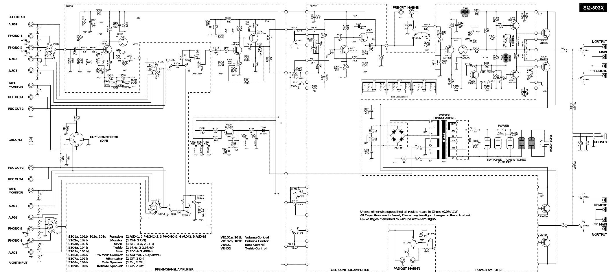 Luxman lv-103 u / lv-105 u manual | integrated amplifiers | luxman.