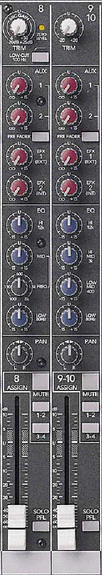 MACKIE CFX20 SM Service Manual download, schematics, eeprom ... on