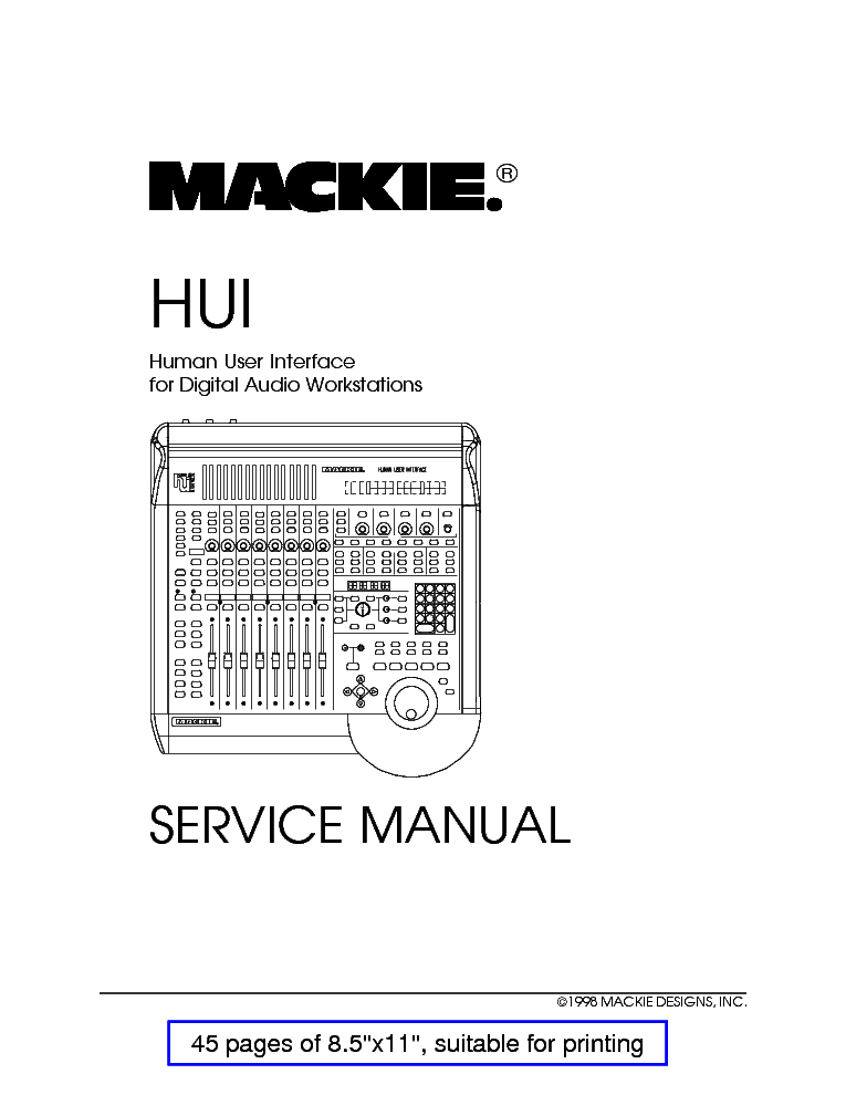 mackie 1202