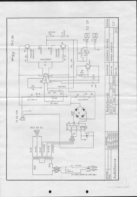 M Audio Studiophile Bx8a Sch Service Manual Download Schematics Bx5a Circuit Diagram Magnat Vector Sub30
