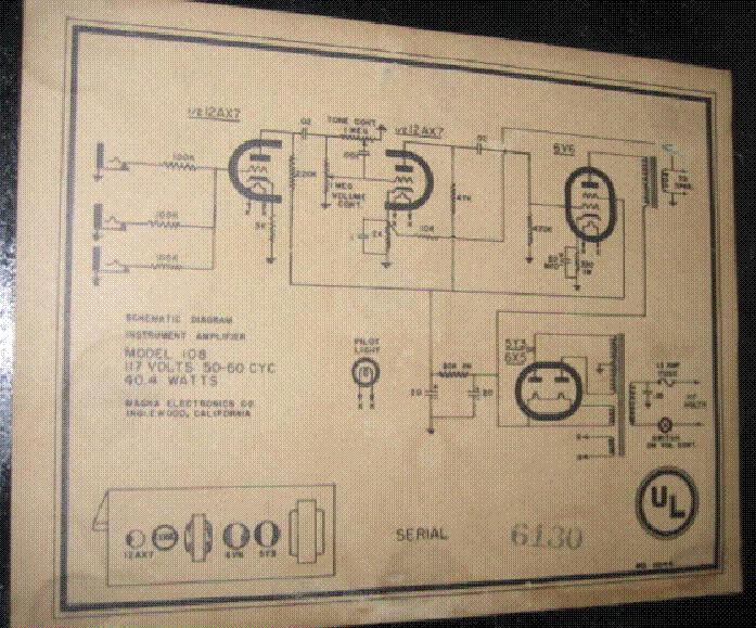 MAGNATONE 413 SCH Service Manual download, schematics, eeprom ... on