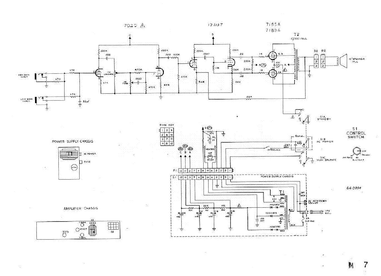 amusing magnatone wiring-diagram images