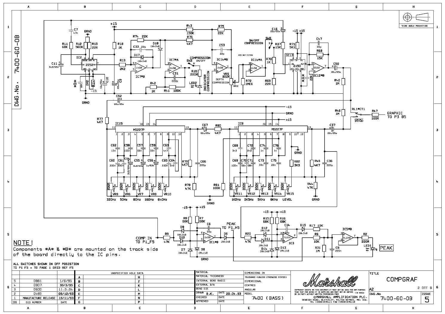 marshall dbs 400w 7400 service manual (2nd page)