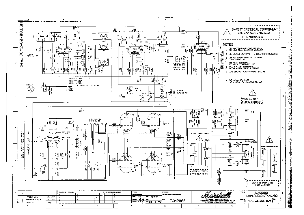 Marshall Mg30dfx Wiring Diagram