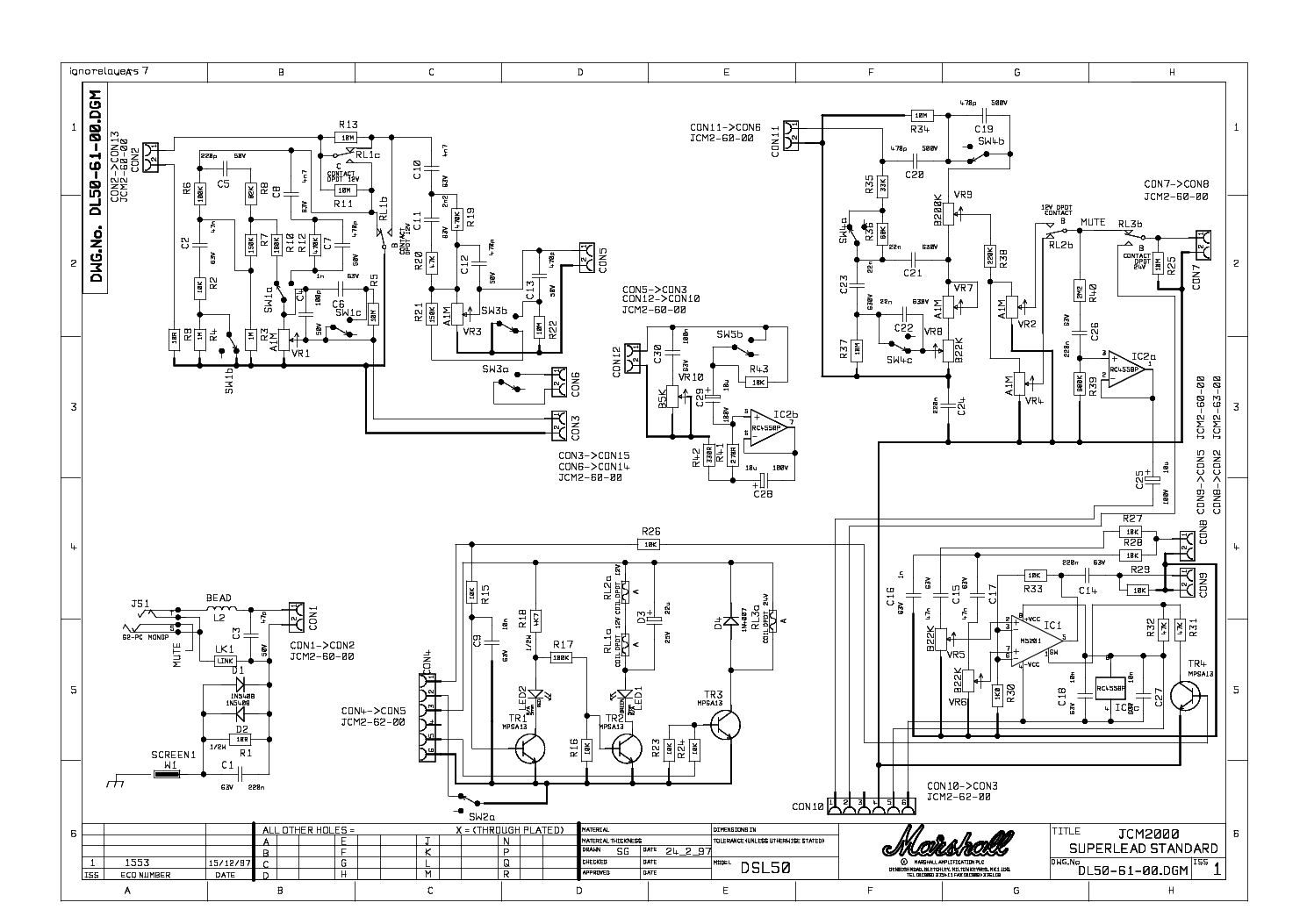 Dsl40c Wiring Diagram | Wiring Diagram on