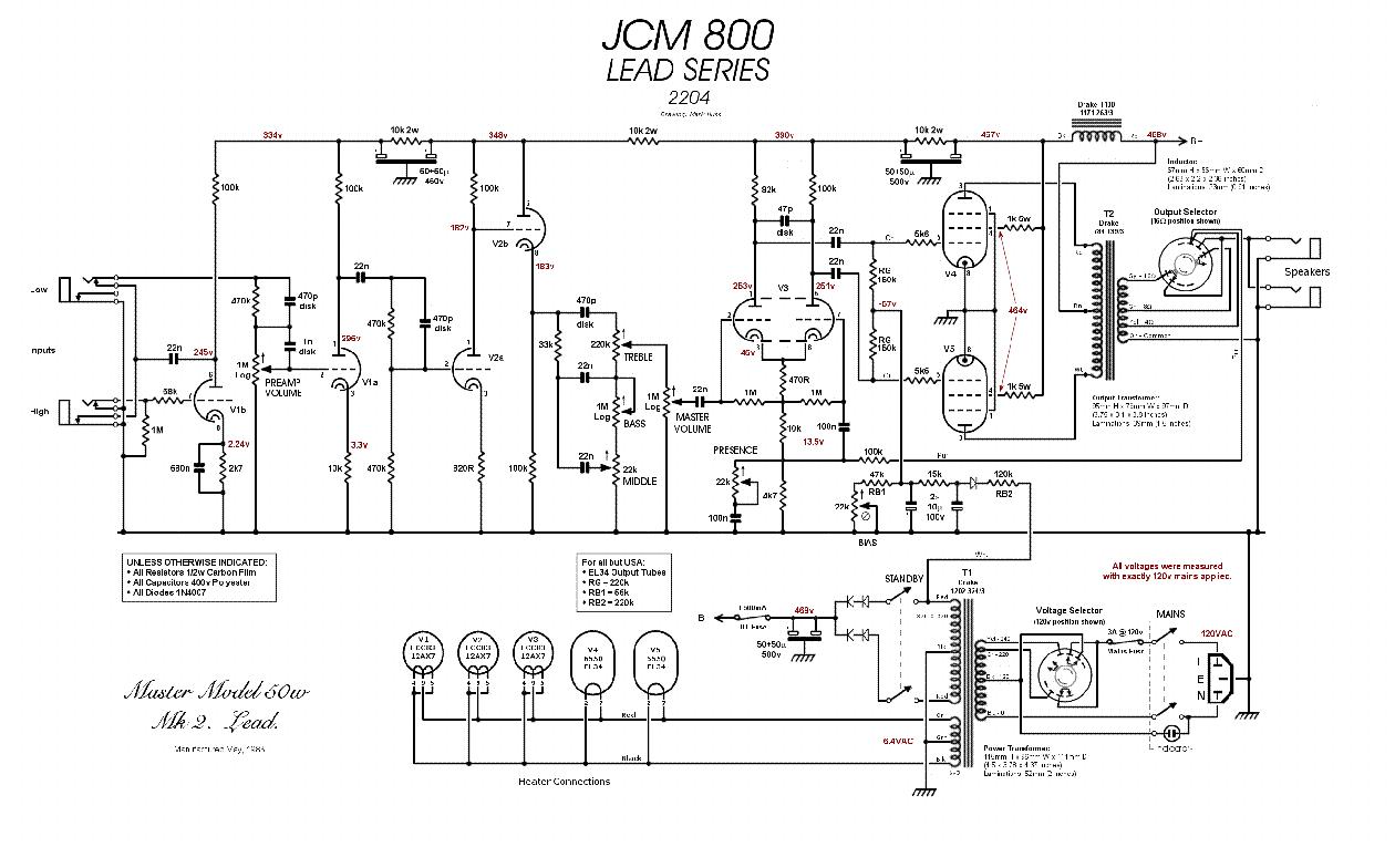 Mg30dfx Wiring Diagram Page 2 And Schematics 100v Speaker Marshall Circuit Symbols Source Mg100dfx Sch Service Manual Eeprom Rh Elektrotanya Com Dfx