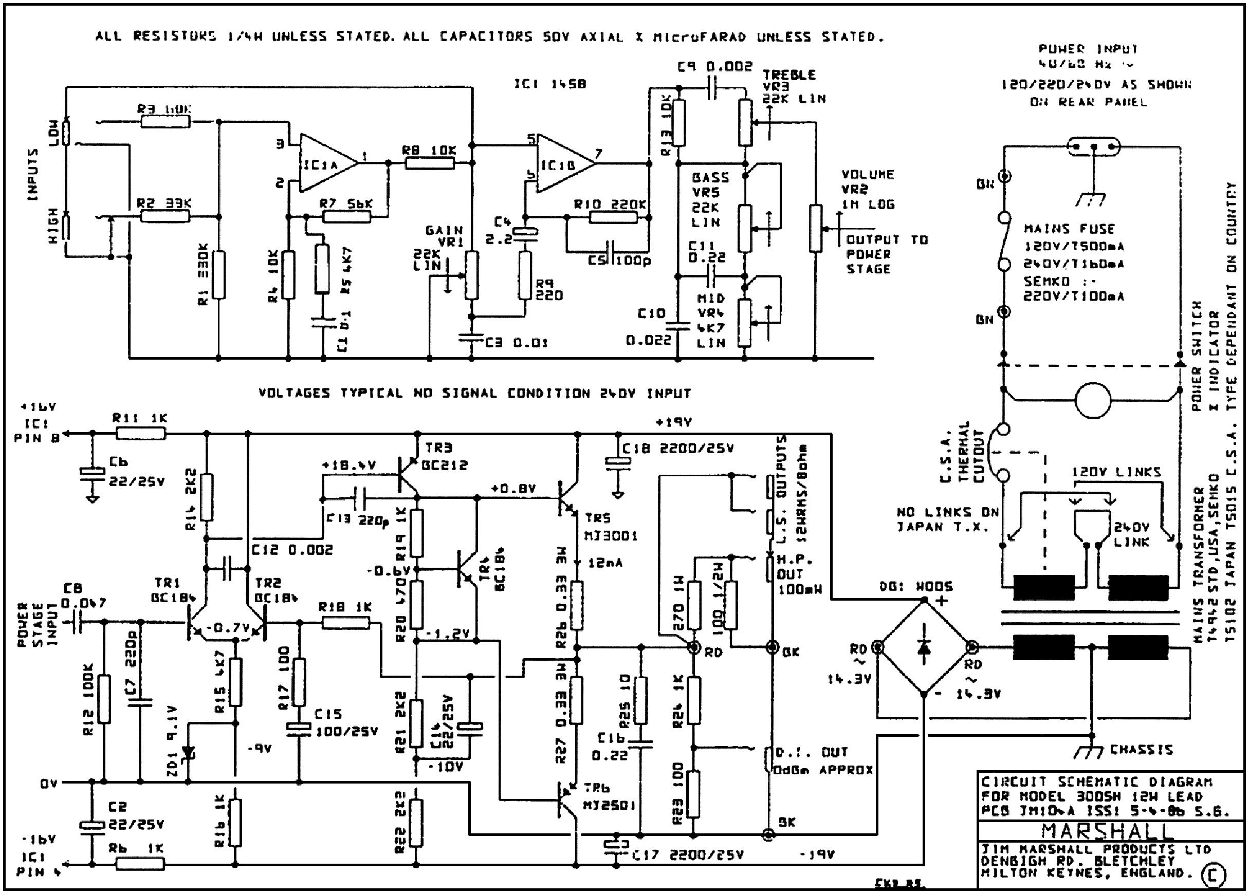 MC2838 Datasheet