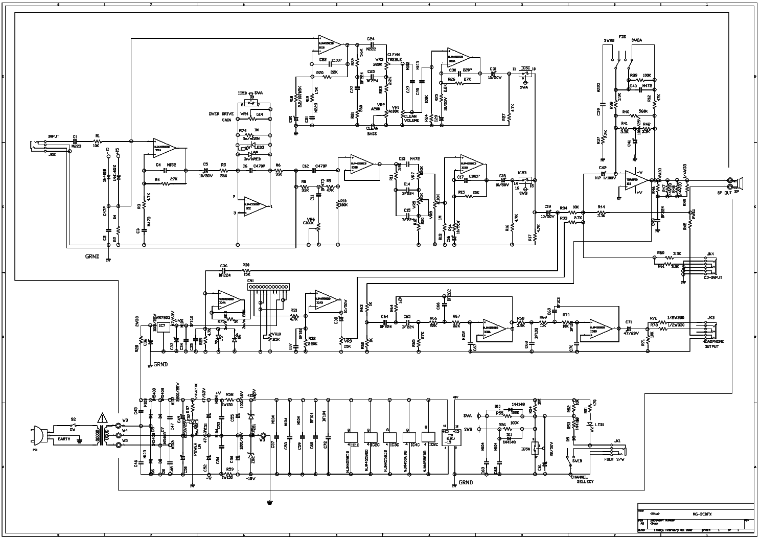 Diagram  Marshall Jvm410h Block Diagram Full Version Hd Quality Block Diagram