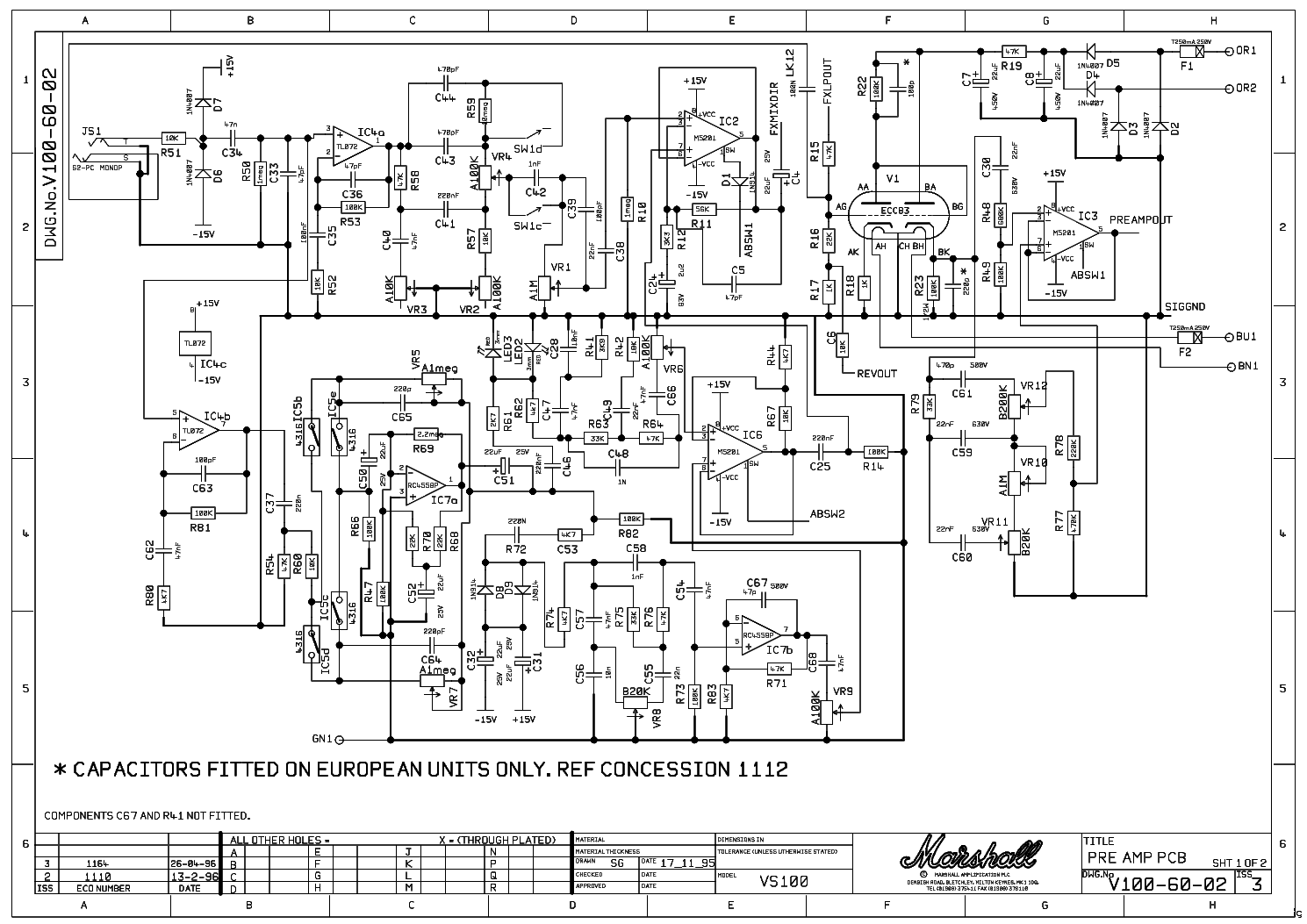 Marshall Jcm 2000 Dsl 50 Schematic Drawings Kulivin At T Work Wiring Diagram