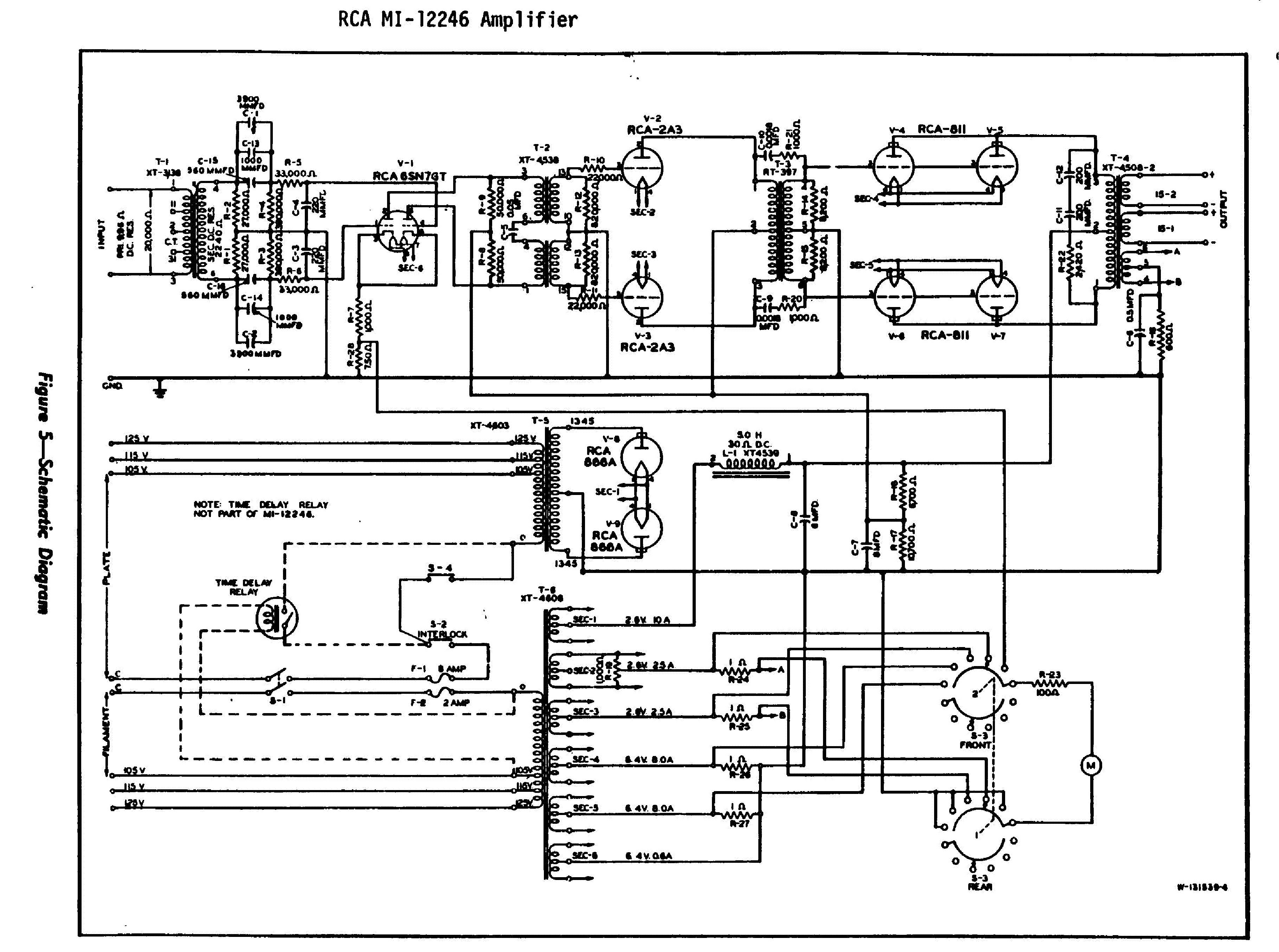 MCINTOSH MC2100 SM Service Manual download, schematics, eeprom ...