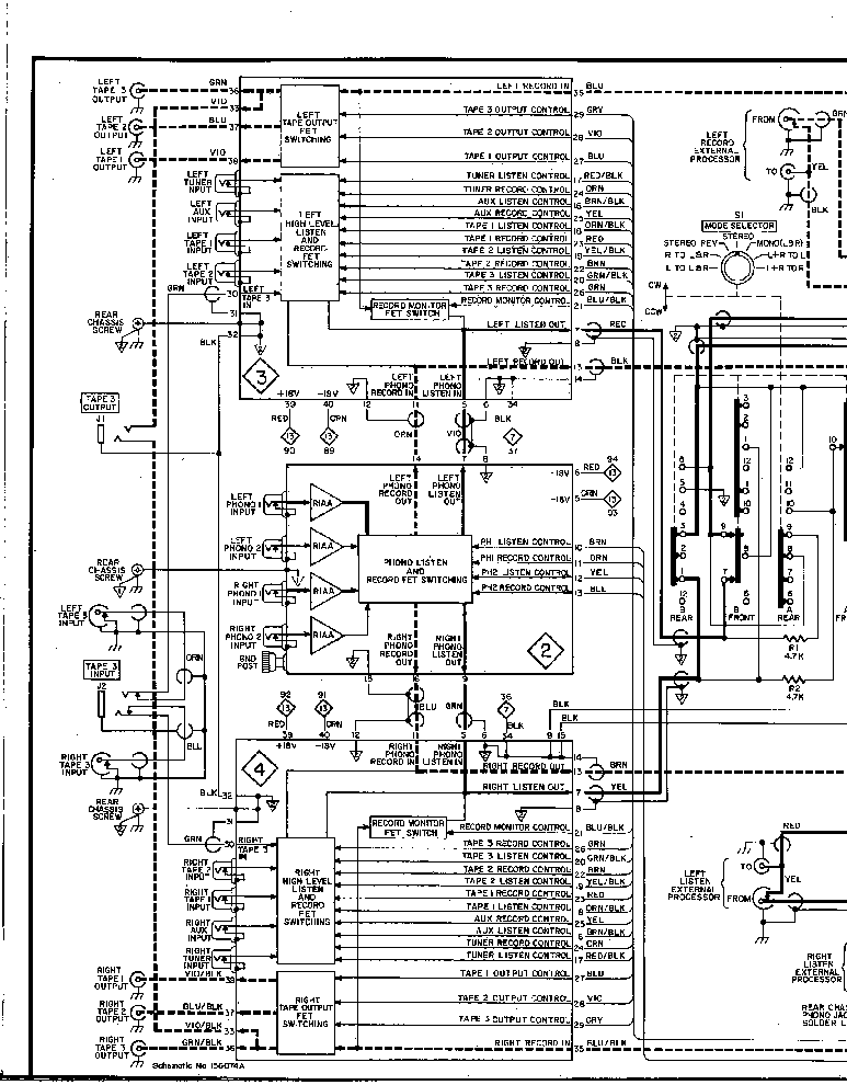 Mcintosh C33 Sm Service Manual Download  Schematics