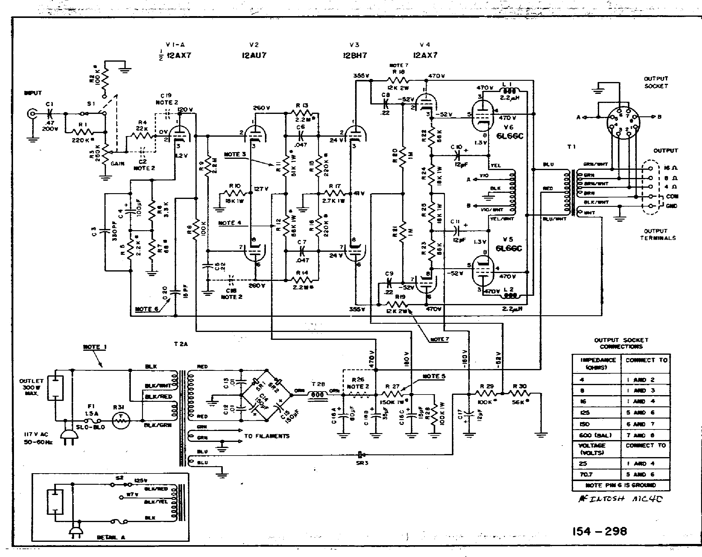 mc 2100 schematic gallery
