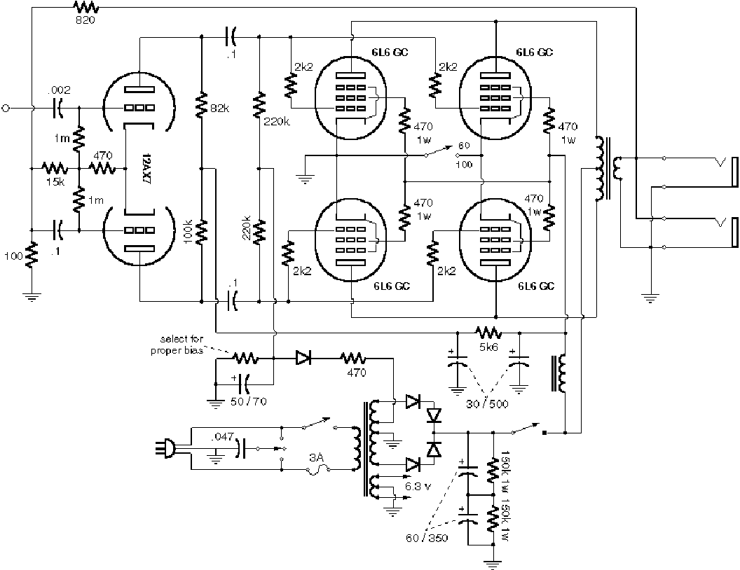 mesa boogie mkiv service manual free download  schematics