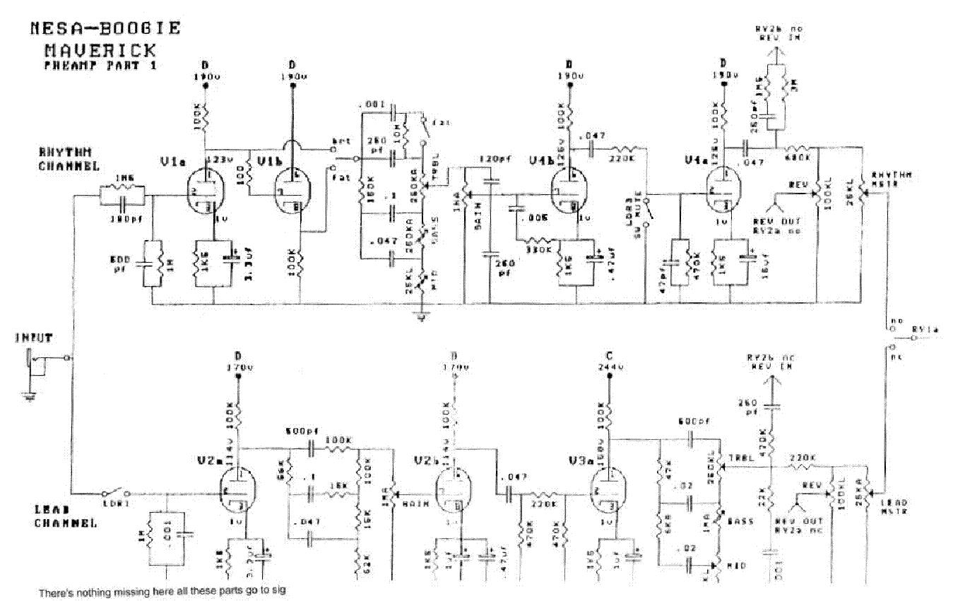 mesa boogie 400 schematic mesa wiring diagram free