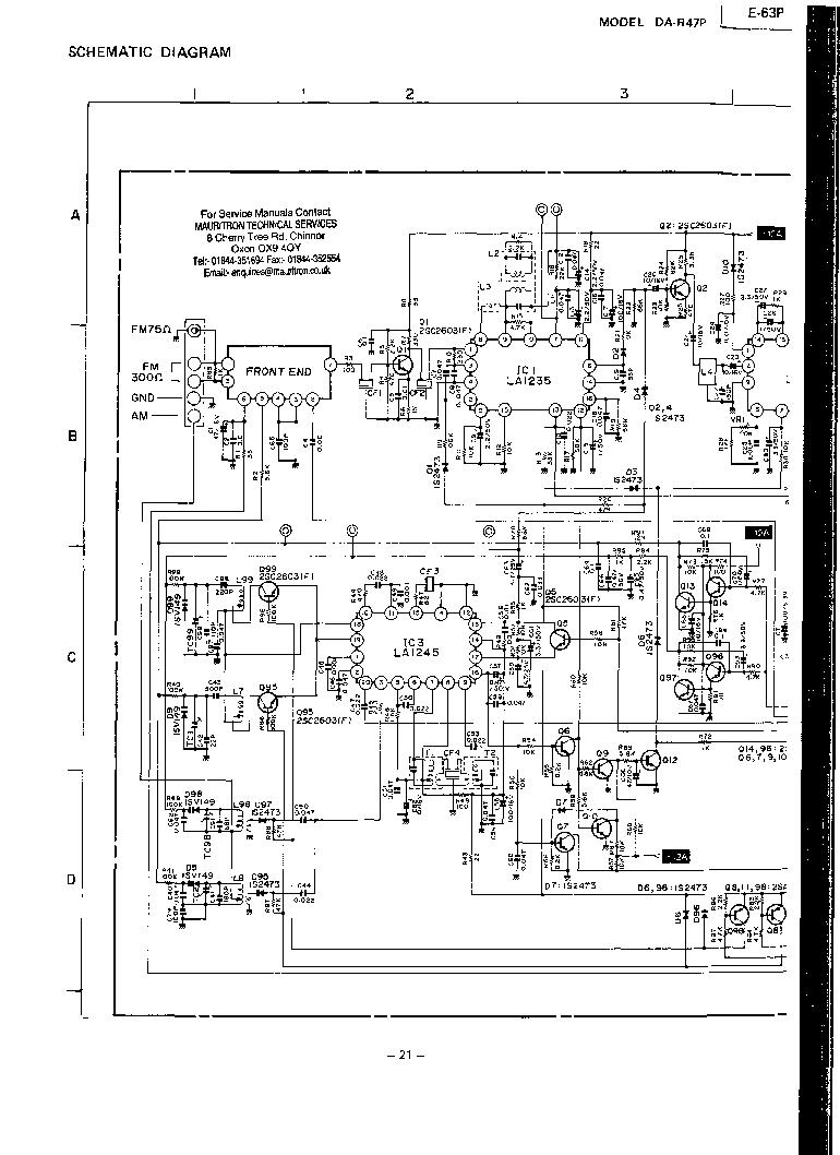 mitsubishi da f20 service manual download, schematics, eeprom John Deere Schematics mitsubishi