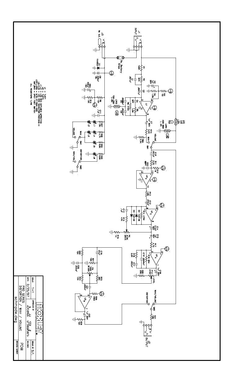 morley_pdw_pro_series_distortion_wah_volume.pdf_1 Wah Pedal Schematic on fender fuzz schematic, diy true bypass schematic, compressor schematic, wah pedals shell, mccoy wah schematic, durham crazy horse schematic, budda wah schematic, tube screamer schematic, wah volume schematic, power wah schematic, cry baby wah schematic, boss os 2 schematic, dunlop wah wah schematic, chorus schematic,