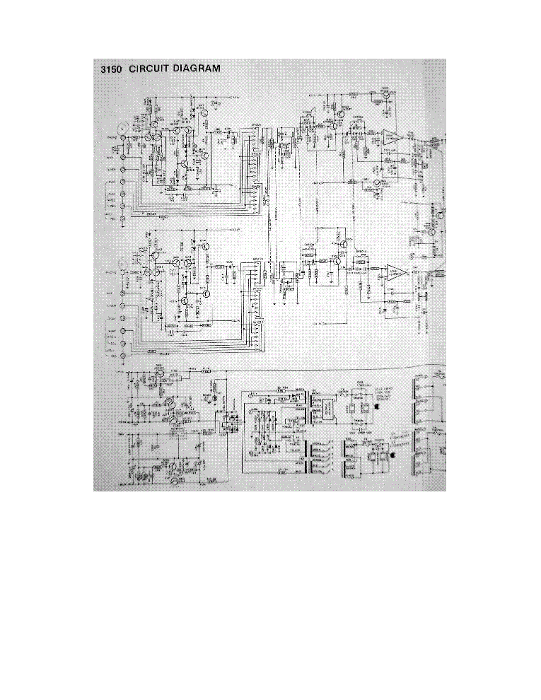 Nad 3150 service manual