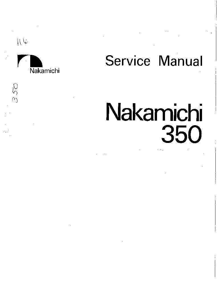 Nakamichi Td