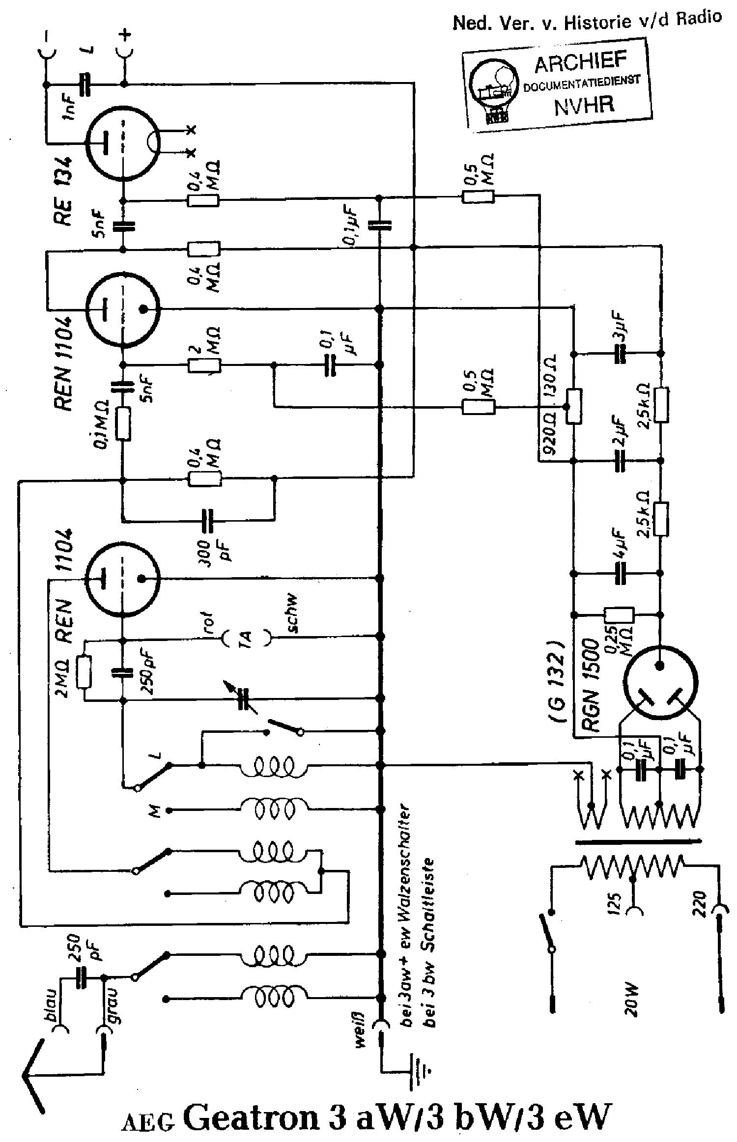 aeg geatron 303wl service manual download  schematics
